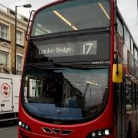 Wanderlust @13 around London