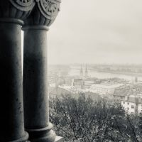 One Misty Day in Budapest