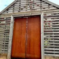 These lovely Timber Door